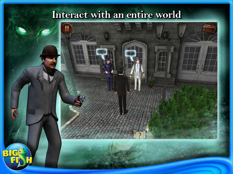 Sherlock Holmes: The Awakened HD screenshot 2