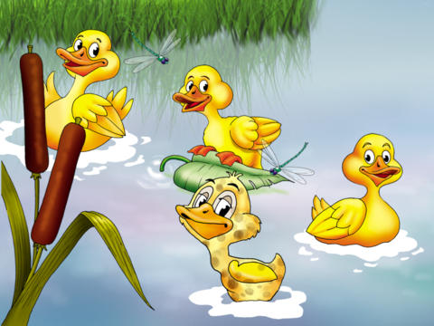 The Ugly Duckling Book screenshot 8