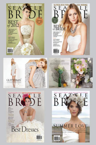 Seattle Bride - náhled
