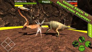 Jurassic Arena: Dinosaur Arcade Fighter screenshot 2