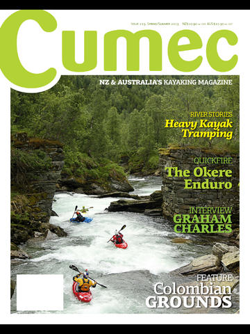 Cumec Magazine screenshot 6