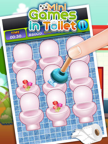 Toilet Games - Casual Games screenshot 4