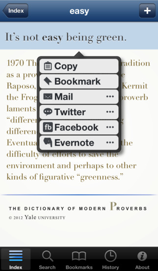 The Yale Book of Quotations screenshot 3