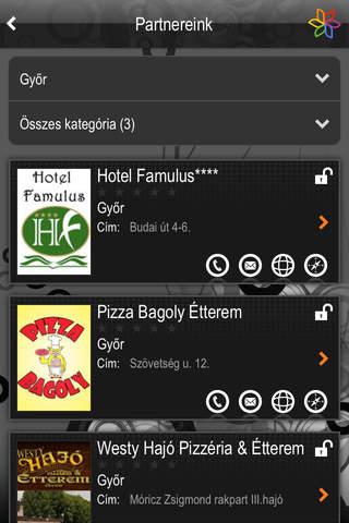 Cityinfo Mobile - náhled