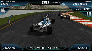 Formula Car Racing -  Furious Edition screenshot 3