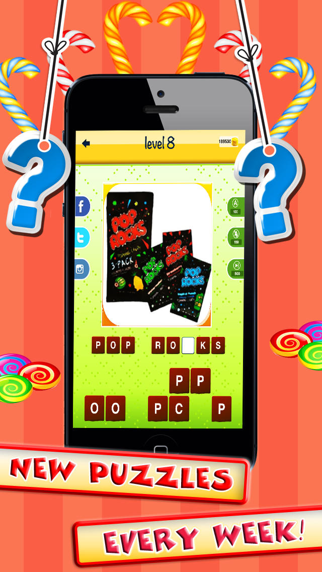 Guess What ? Candy Game screenshot 3