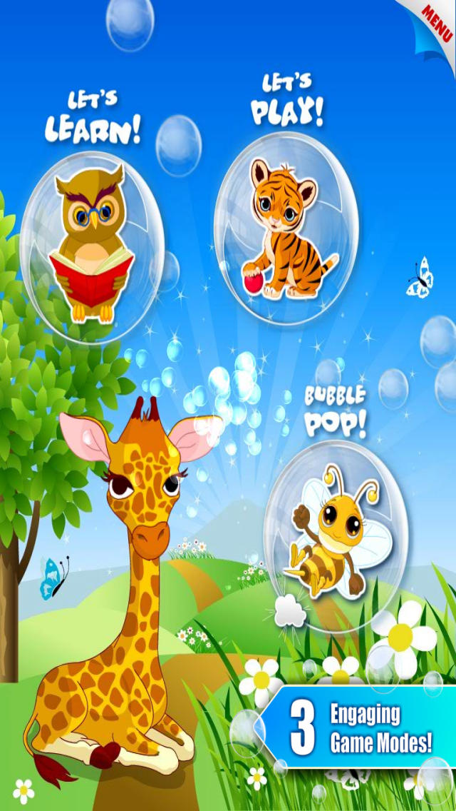 Toddler Games For 2 Year Olds. screenshot 3