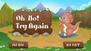Dinosaur Jump: Fun Tap Dino Game screenshot 5