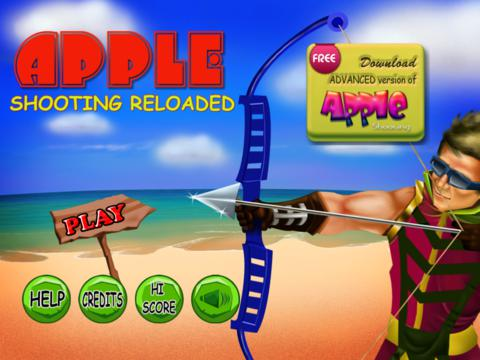 Apple Shooting Reloaded HD screenshot 1
