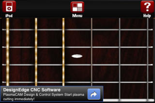 My Magic Guitar Free HD+: Play and learn the guitar. Have fun with this free game. Ideal for kids and adults screenshot 3
