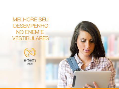 Enem Academix - Simulados, Provas, Notícias, Agenda e Vestibulares screenshot 6