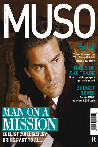 Muso Magazine - unstuffy coverage of classical music screenshot 3