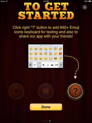 Emoji Holidays Video Creator screenshot 9