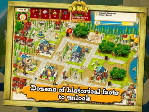 Monument Builders - Colosseum HD screenshot 10