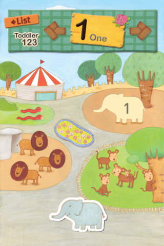 Toddler 123 screenshot 3