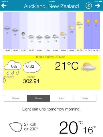 Weather Track Pro screenshot 4