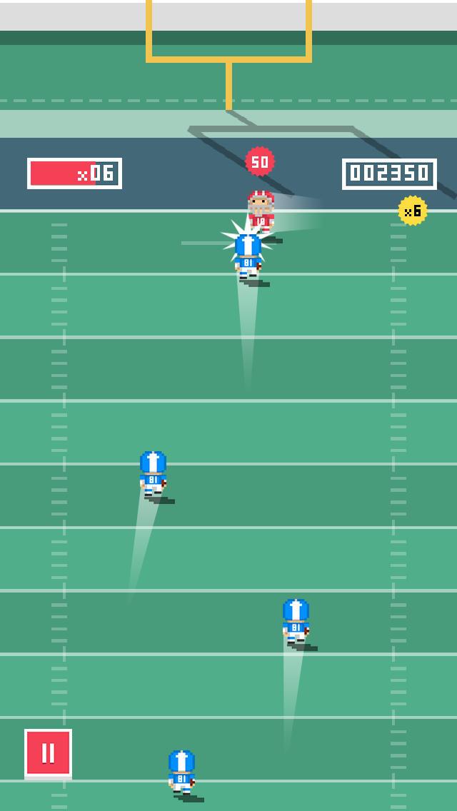 Tiny Touchdown screenshot #3