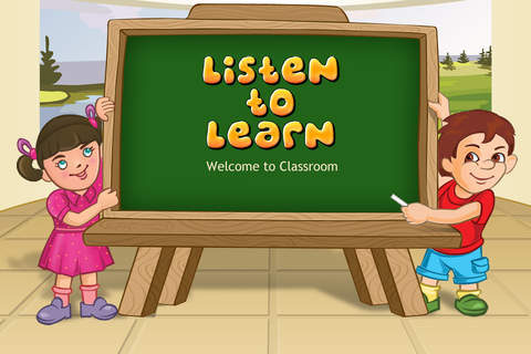 Listen to Learn English for iPhone - náhled