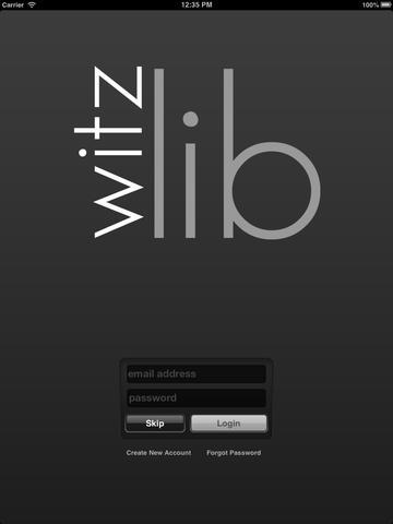 Witzlib Fitness Studio screenshot #2