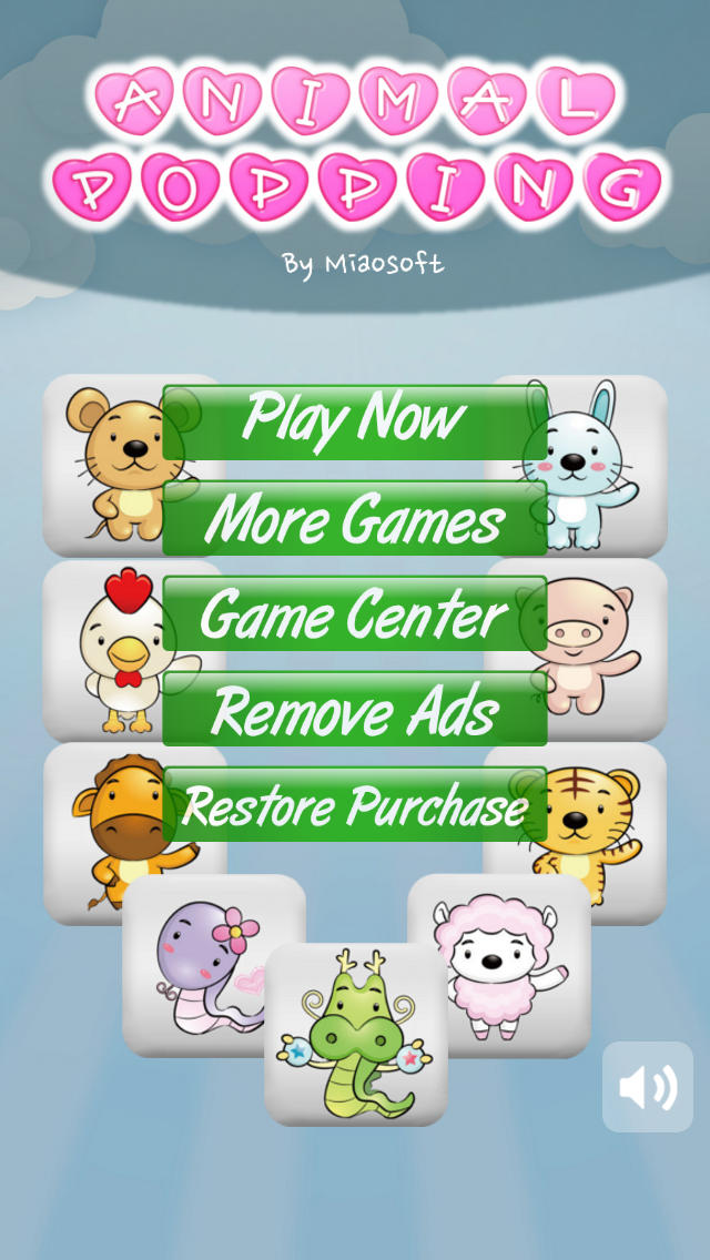Animal Popping screenshot 2