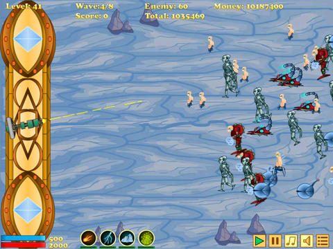 Cyborg Defense screenshot 6