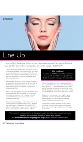 The Cosmetic Surgery Guide - The definitive guide to cosmetic surgery and aesthetics in the UK screenshot 3
