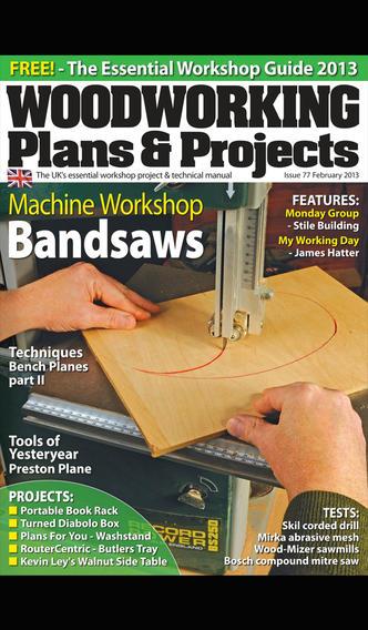 Woodworking Crafts Magazine screenshot 3