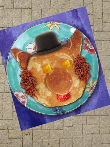 Funny - Pancake - Maker Free screenshot 2