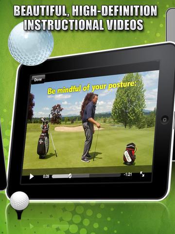 Golf Swing Coach screenshot 6