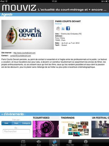 Mouviz Intégrale screenshot 8