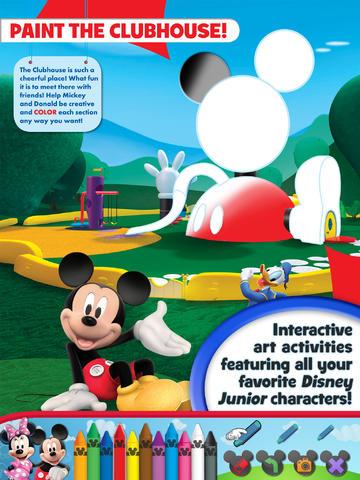 Disney Junior Magazine screenshot #2