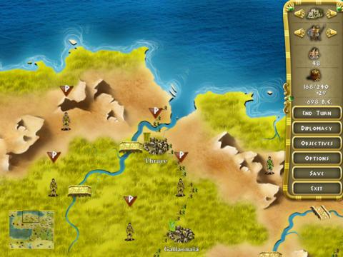 HISTORY Egypt HD screenshot 4