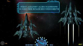 Starship Battles screenshot 4
