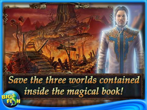 Azada: In Libro HD - A Hidden Object Adventure screenshot #5