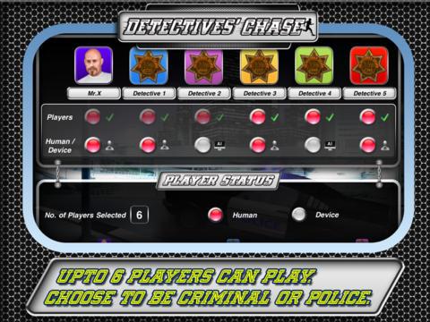 Detectives' Chase screenshot 2