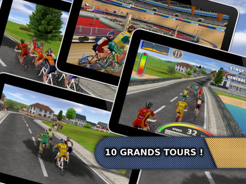 Cycling 2013 (Full Version) screenshot 8
