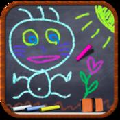 real chalkboard app