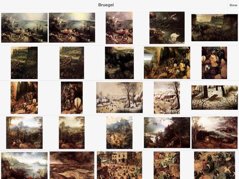 Pieter Bruegel the Elder HD screenshot 9
