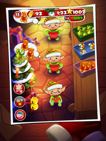 Pick'n'Chew: Christmas Rush screenshot 9
