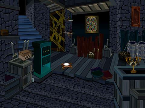 escape fear house