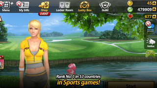 Golf Star™ screenshot 2