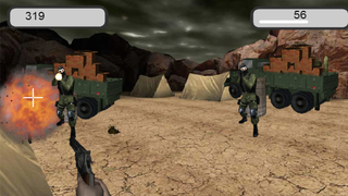 3D Sniper Misson screenshot 2