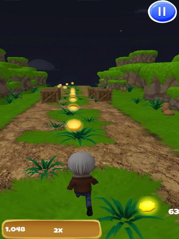A Little Vampire 3D: Demon Run - FREE Edition screenshot 6