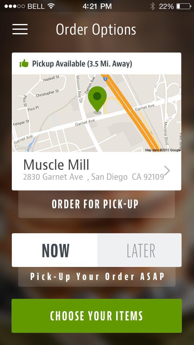 Muscle Mill screenshot 2