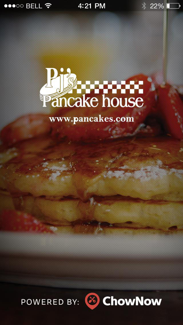 PJ's Pancake House screenshot 1