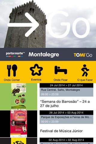 TPNP TOMI Go Montalegre - náhled