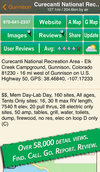 Camp & RV - Tents to RV Parks screenshot 2