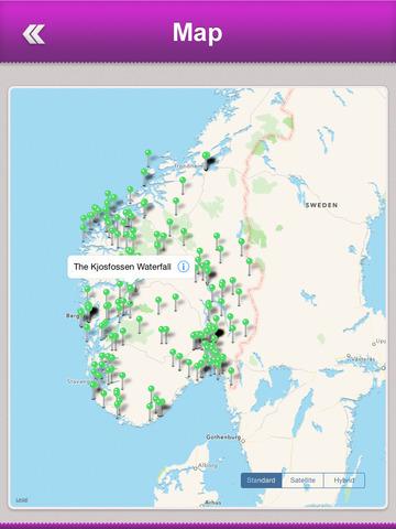 Norway Tourism screenshot 9
