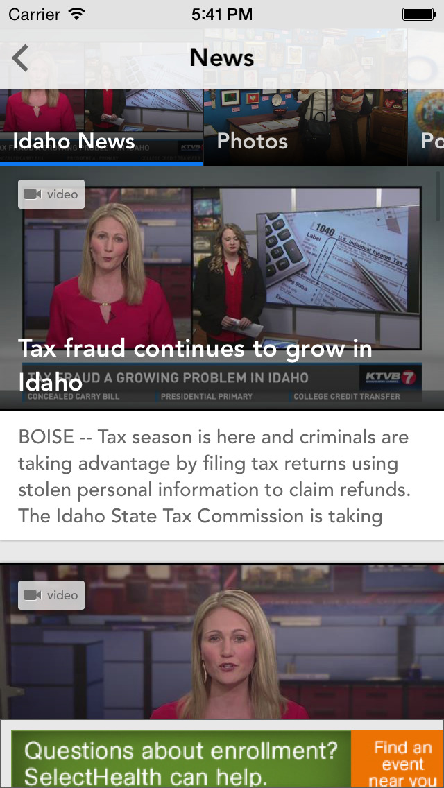 Idaho News & Weather from KTVB screenshot 2