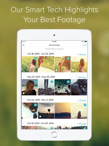 Magisto Video Editor screenshot 6